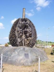 davao-durian-monument